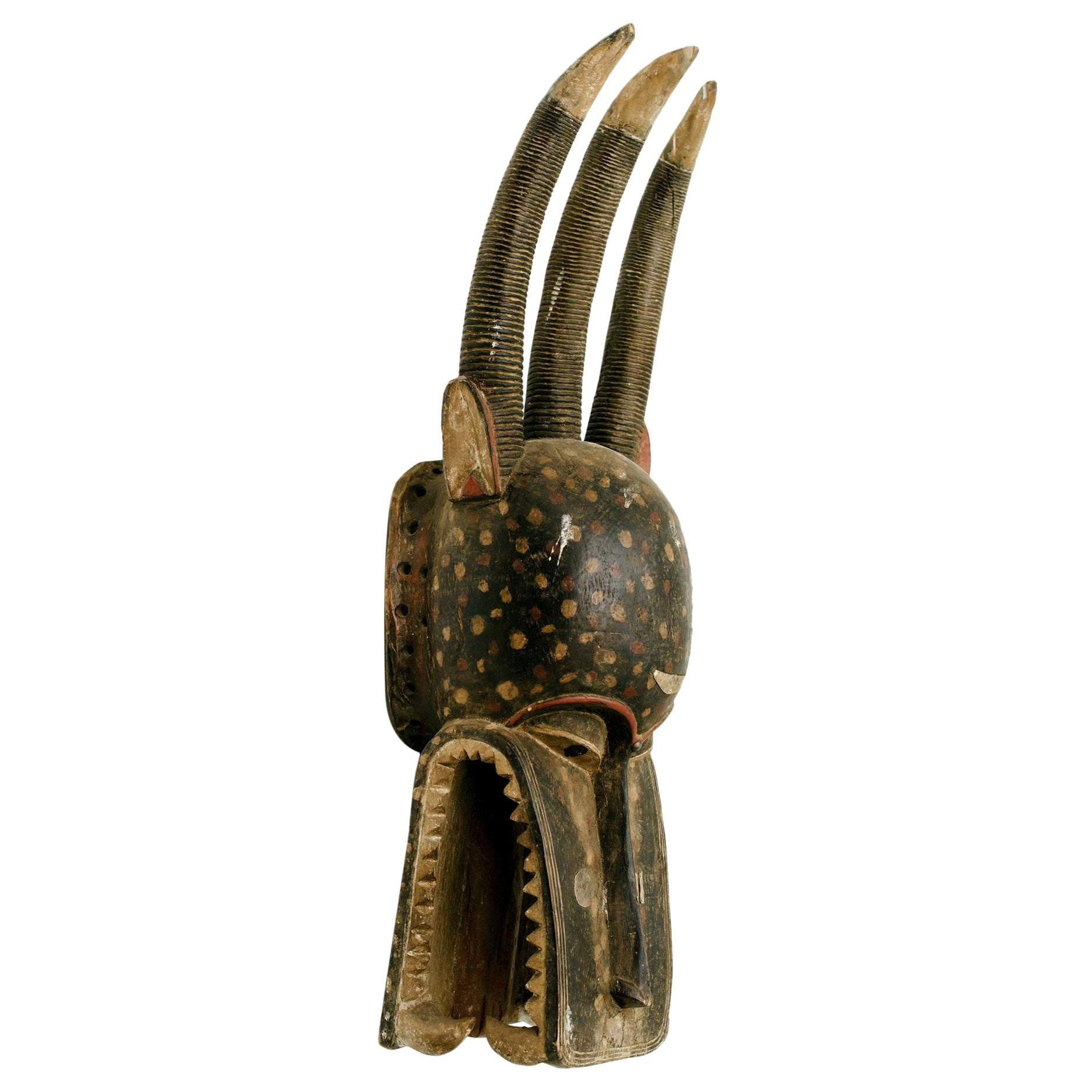 Senufo Style Carved Mask, African