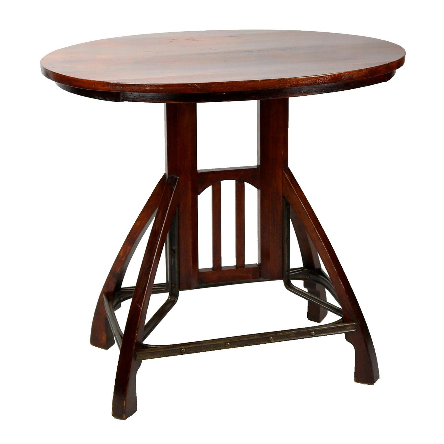Art Nouveau Side Table, circa 1900