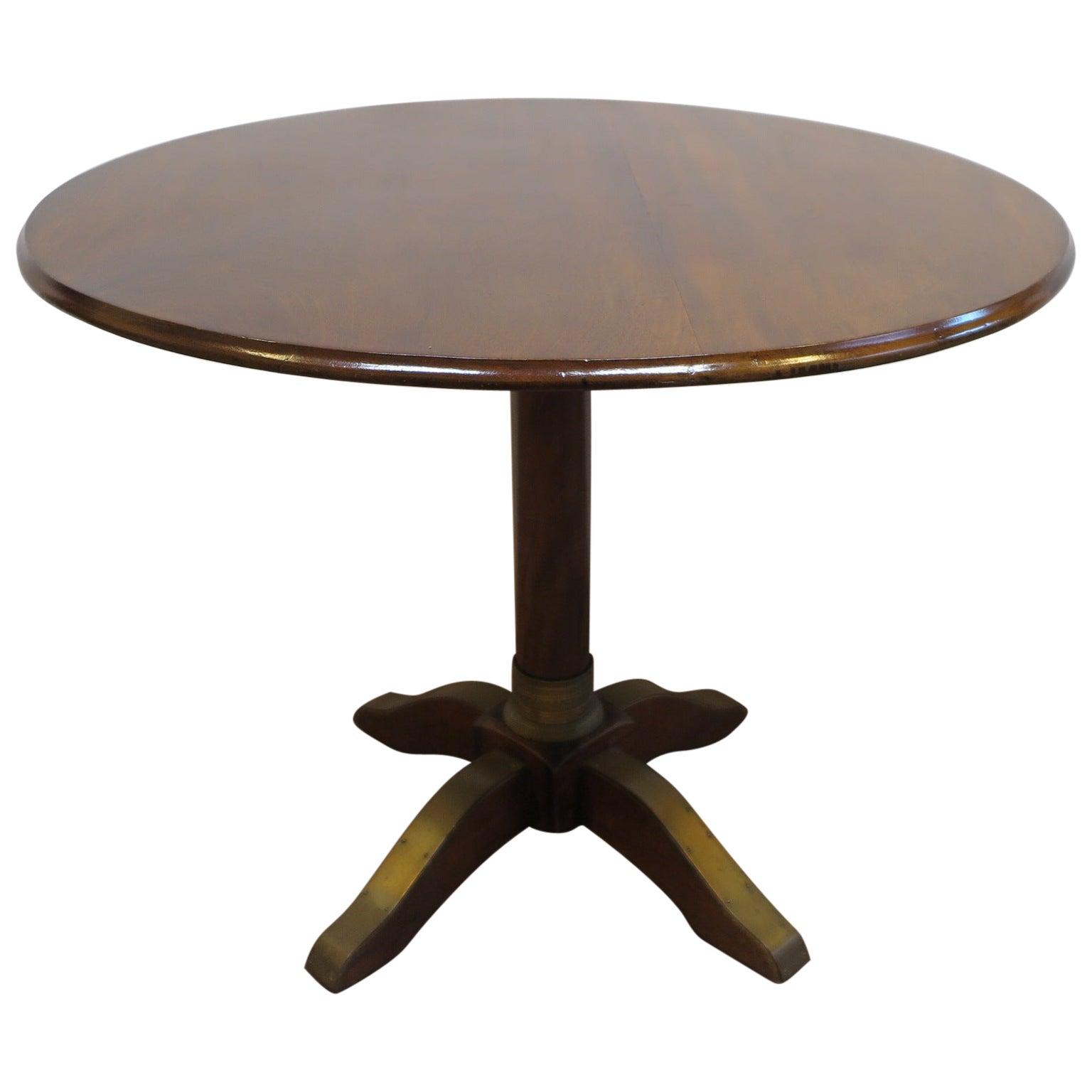 19th Century French Guéridon Hall Table