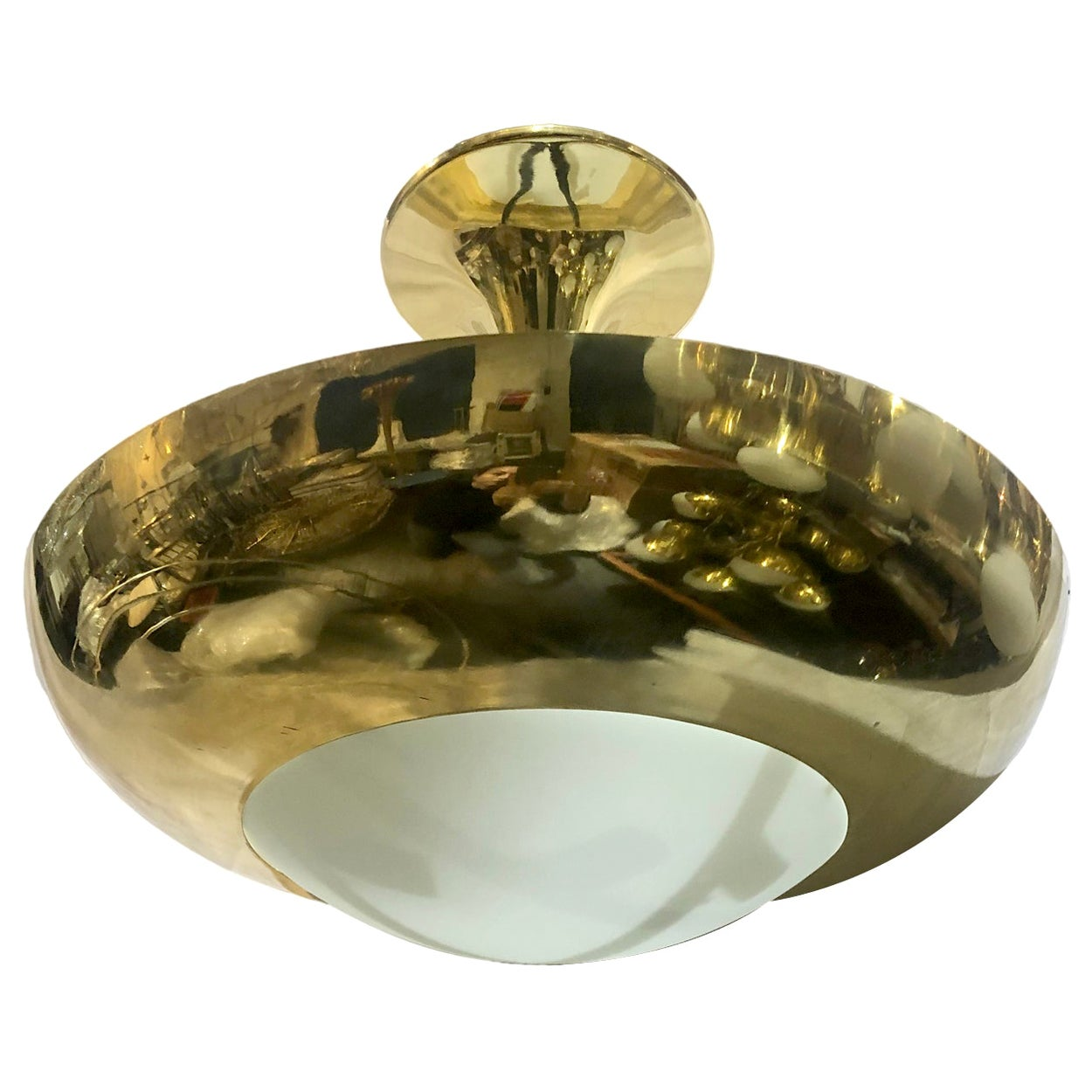Set of Moderne Light Fixtures, Sold Individually