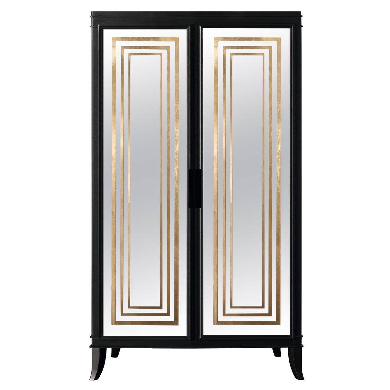 Isabella Costantini, Italy, Olimpia Armoire D45 Mirrored Doors