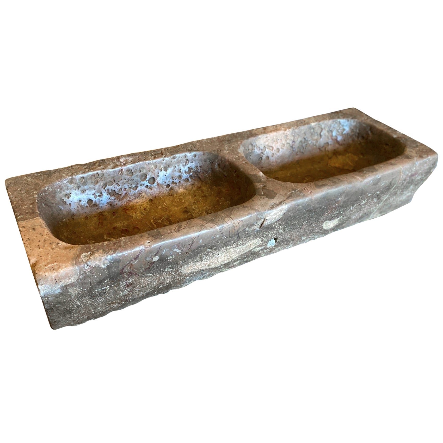 18th Century Antique Stone Trough