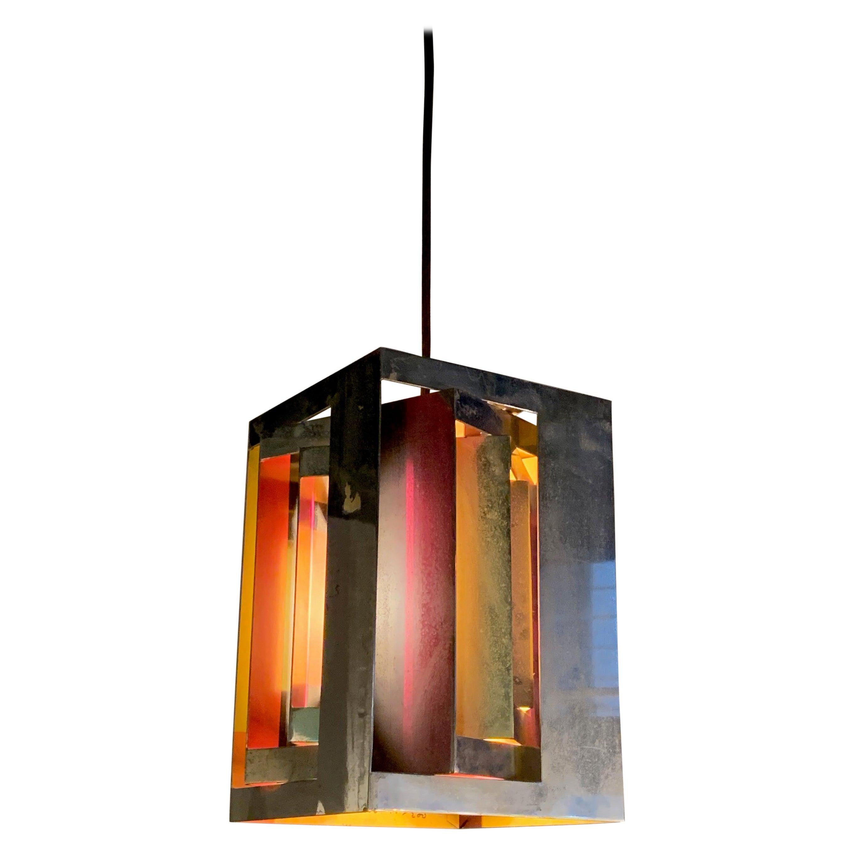 "Danish Modern Limited Edition ""Kassablanka"" Pendant Light by Simon Henningsen"