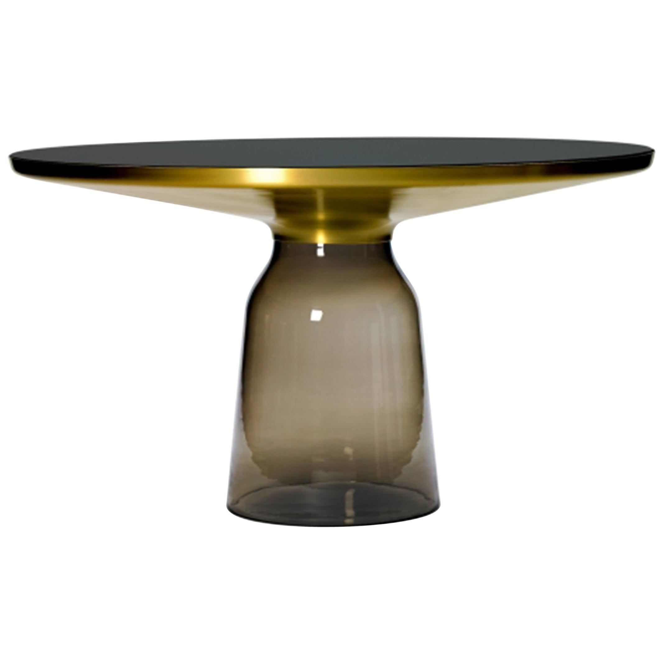 ClassiCon Quartz Grey Bell High Table by Sebastian Herkner