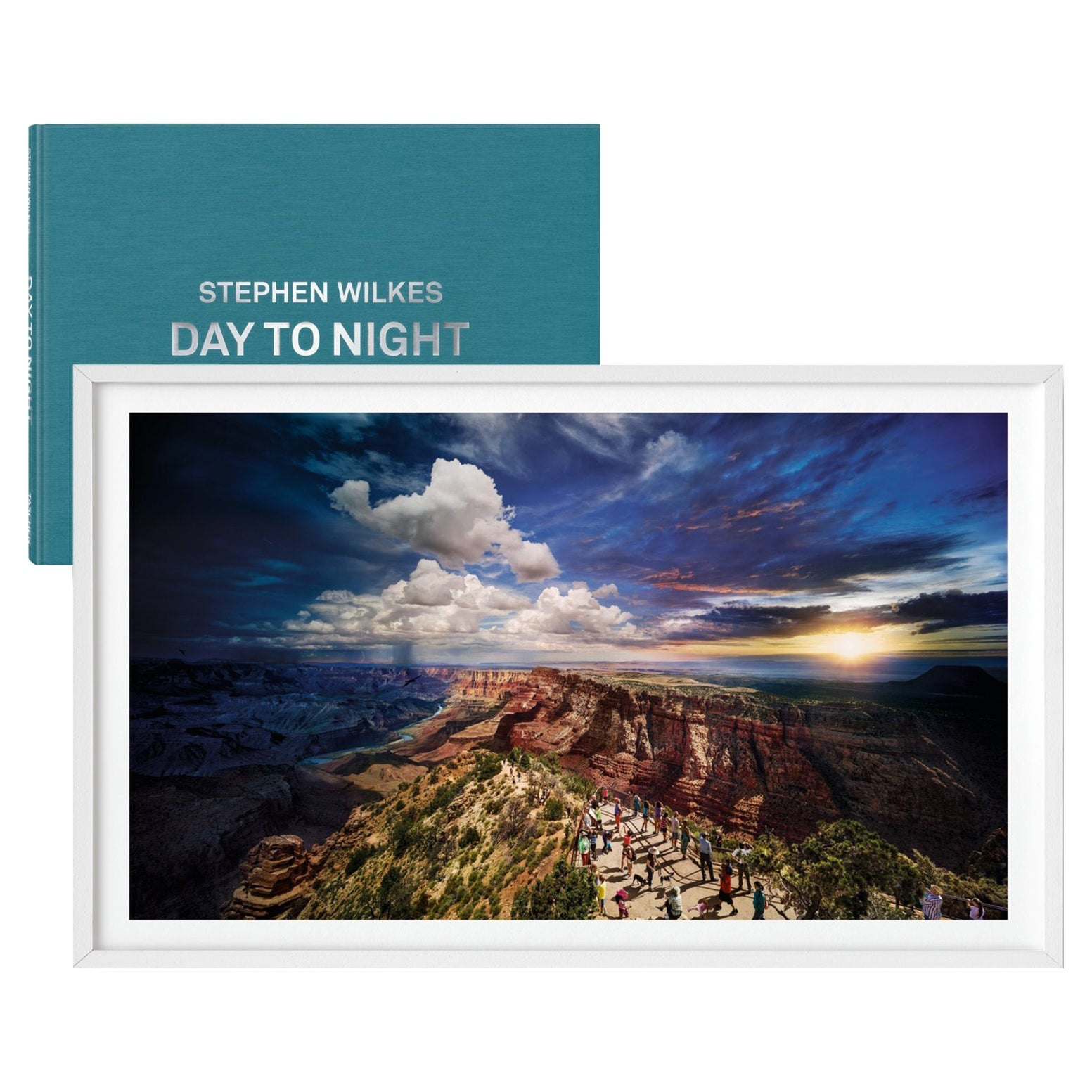 Stephen Wilkes, Day to Night, Art Edition No. 101-200 Grand Canyon, Arizona