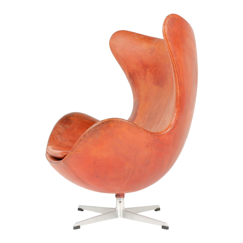 1950s Scandinavian Modern Lounge Chair by Arne Jacobsen for Fritz Hansen