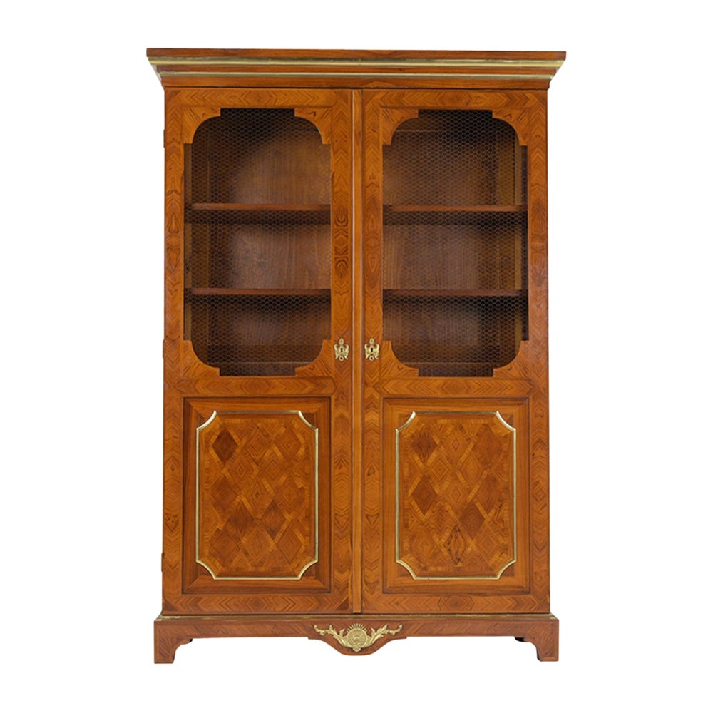French Louis XVI Bookcase
