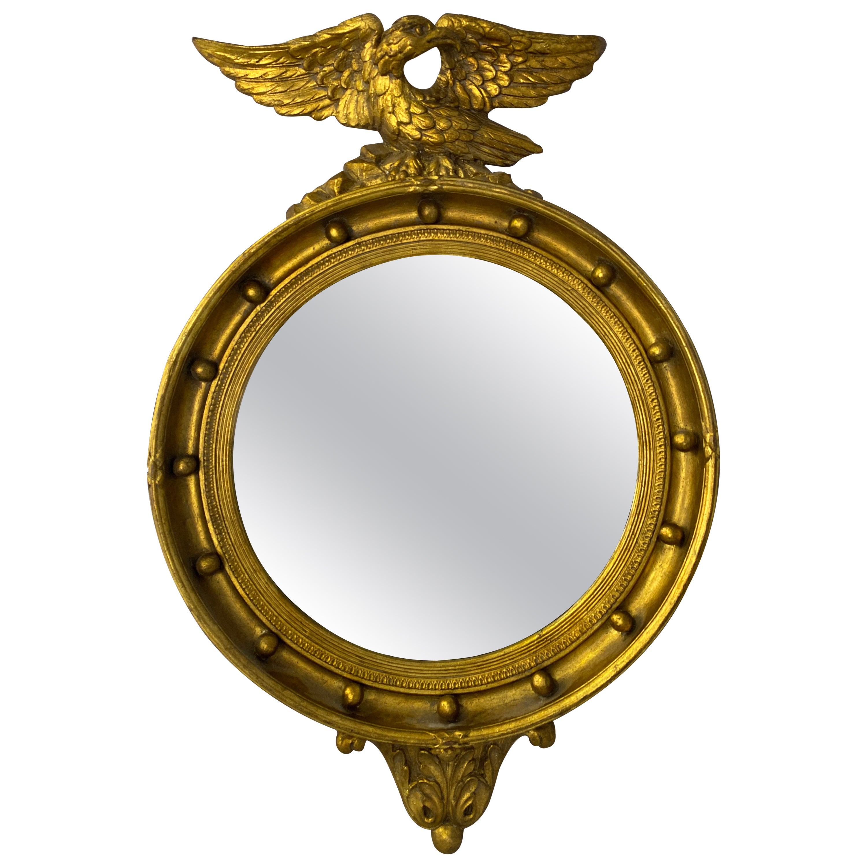 Napoleon III Giltwood Mirror, 19th Century