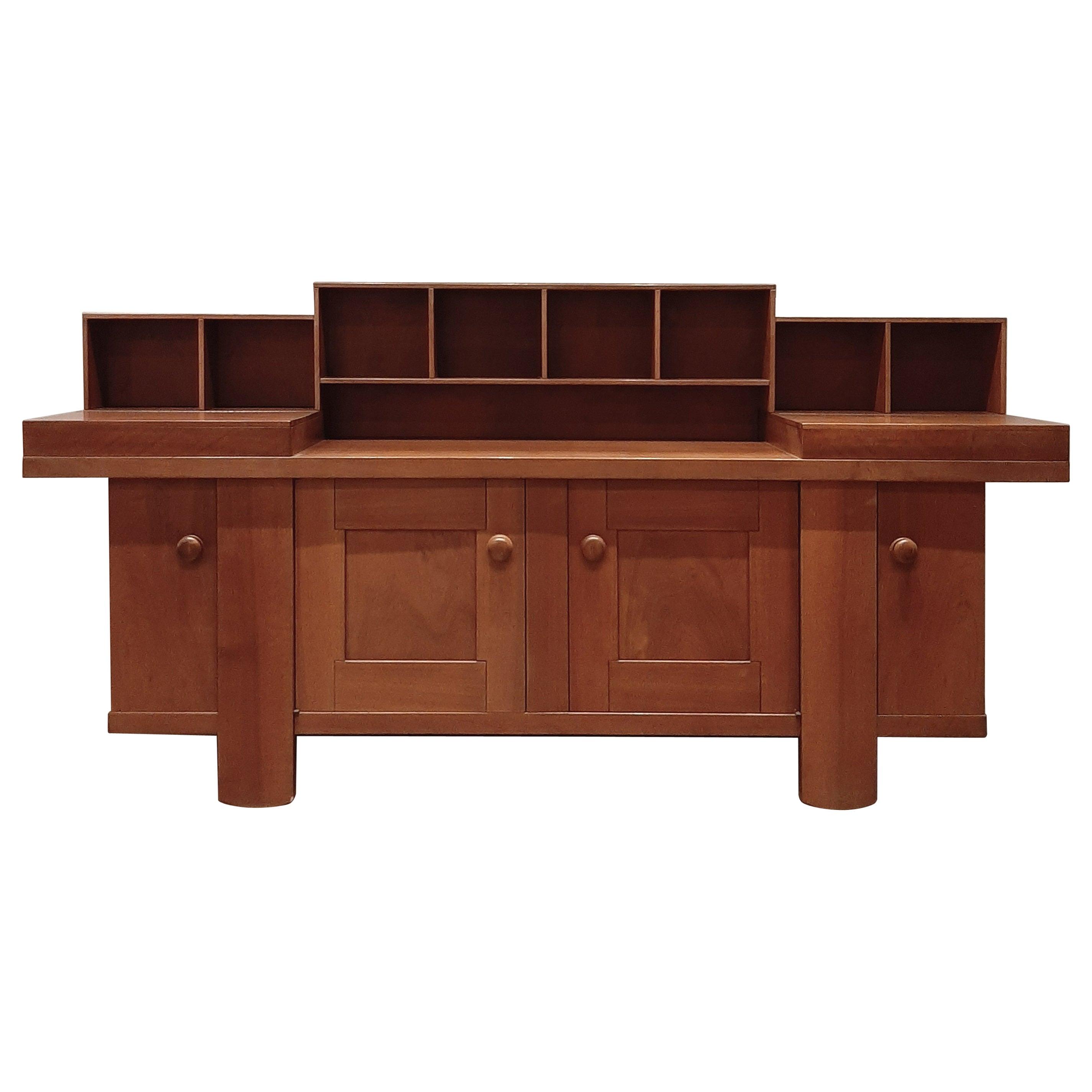 Silvio Coppola Buffet Cabinet, Italian, 1960s