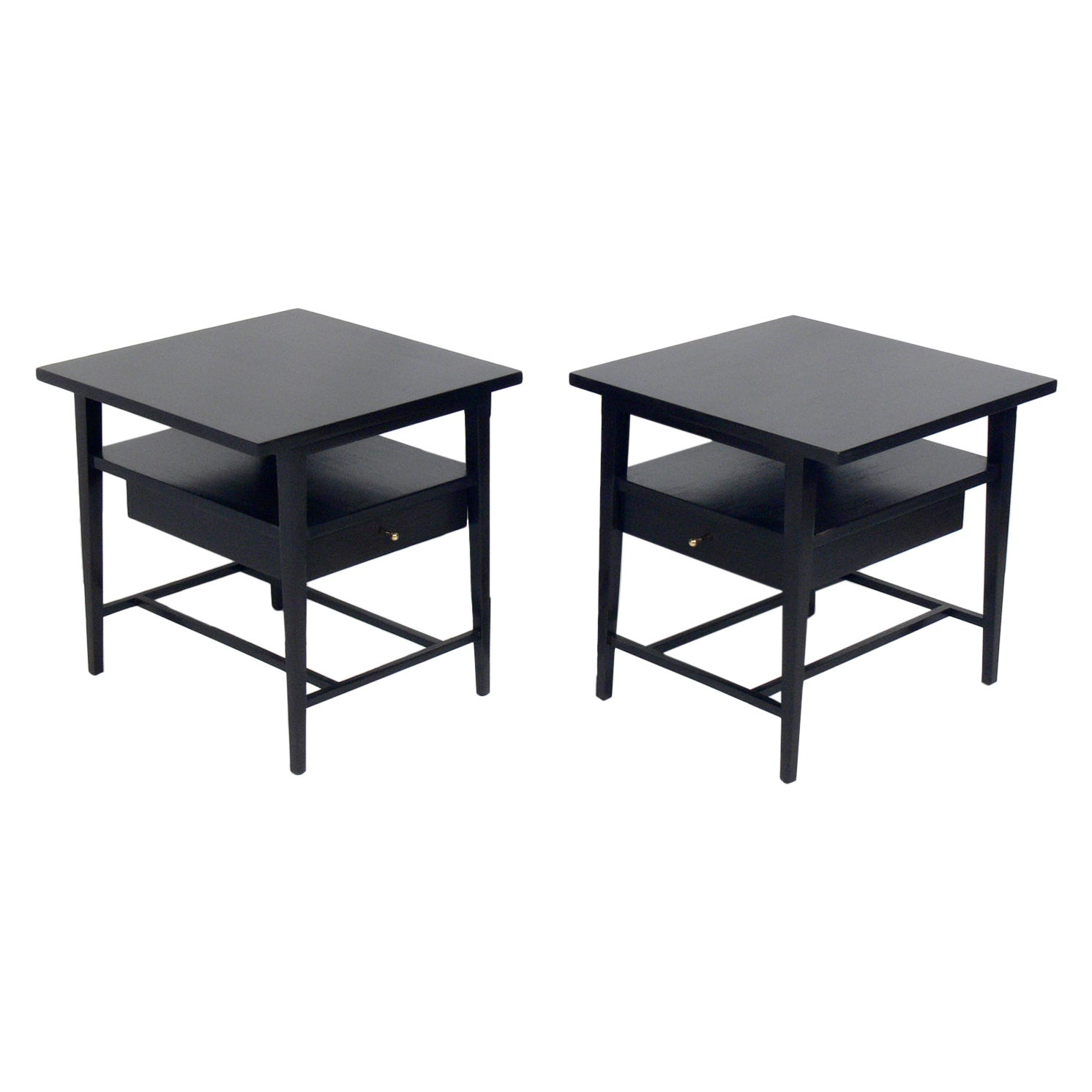 Paul McCobb Nightstands or End Tables