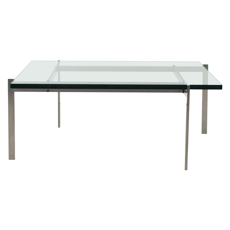 Poul Kjaerholm PK61 Coffee Table for E. Kold Christensen