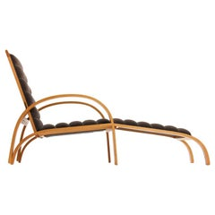 Chaise Longue by Ward Bennett