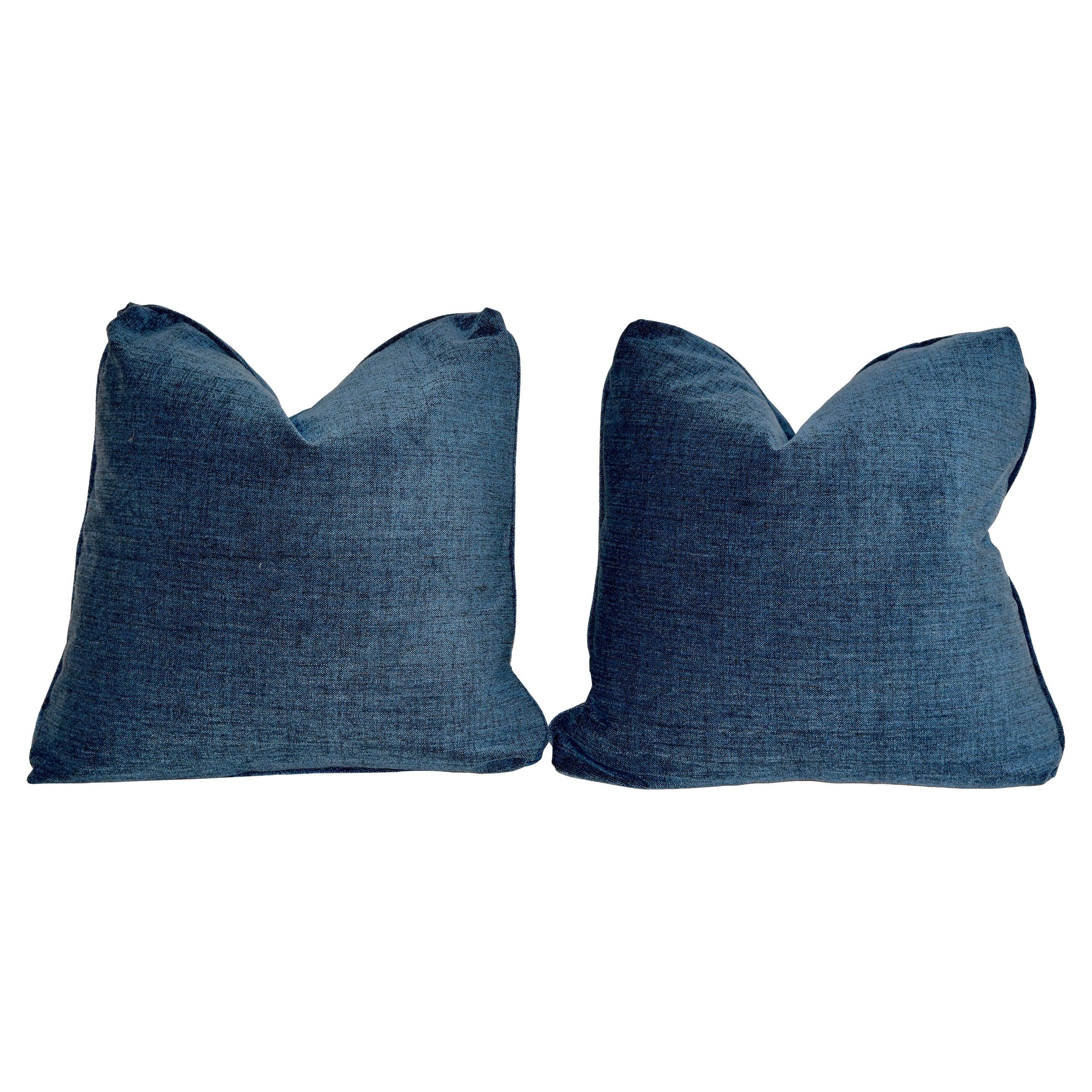 Handmade Velvet Pillows