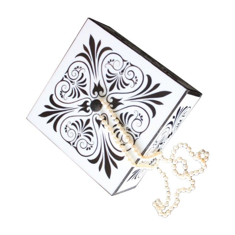 Art Deco Style Jewelry Box