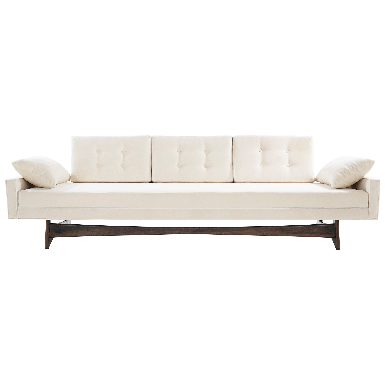 Adrian Pearsall for Craft Associates Gondola Sofa, Model 2408