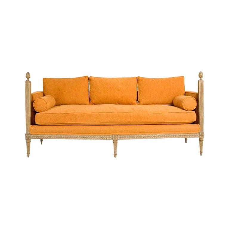 Louis XVI Style Sofa Attributed to Jansen