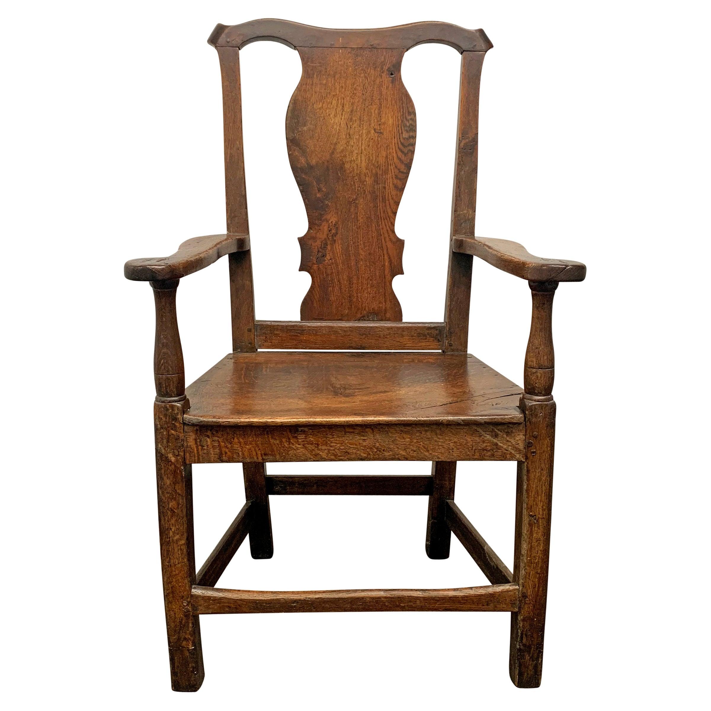 18th Century English Georgian Chair