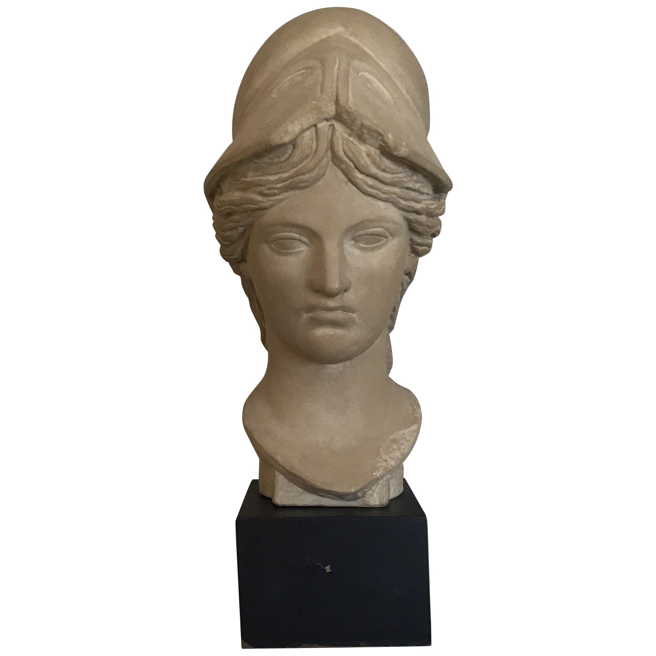 Cast Stone Greek Sculpture