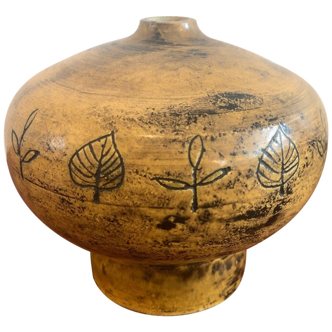 Jacques Blin Ceramic Vase