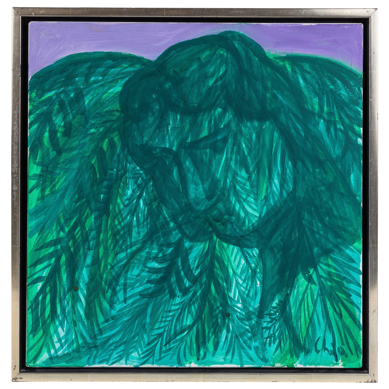 Original, Sandro Chia Oil Painting