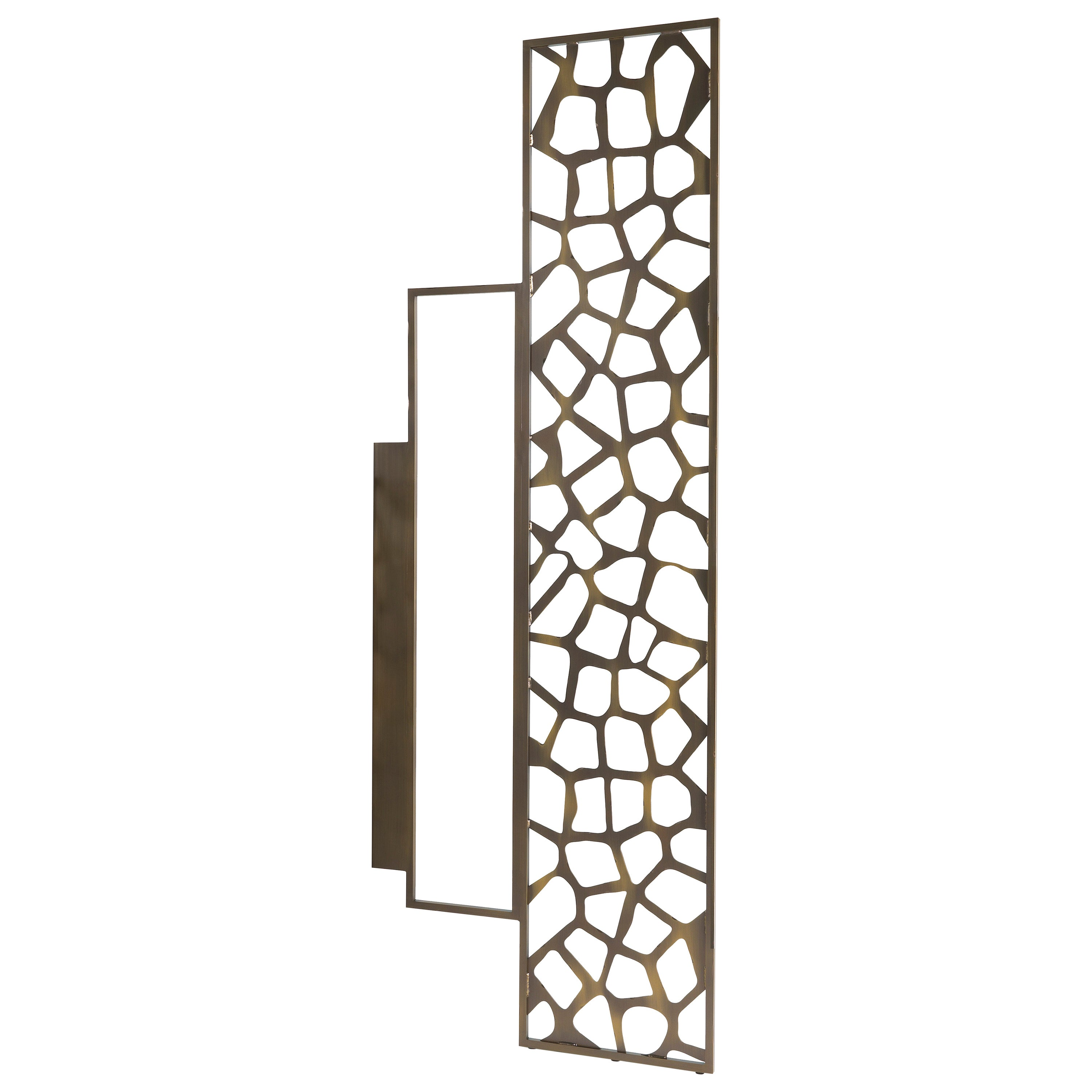 Uma Screen D in Bronze Finish by Roberto Cavalli Home Interiors