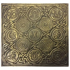 Tiffany Studios Zodiac Box