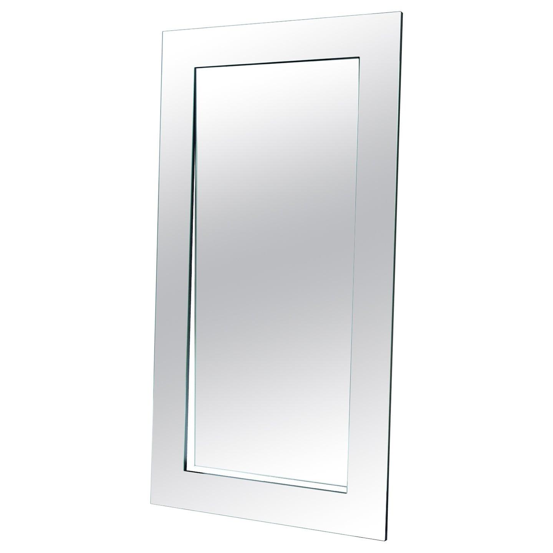 Gerundio Floor Mirror, Designed by Giovanni Tommaso Garattoni, Made in Italy