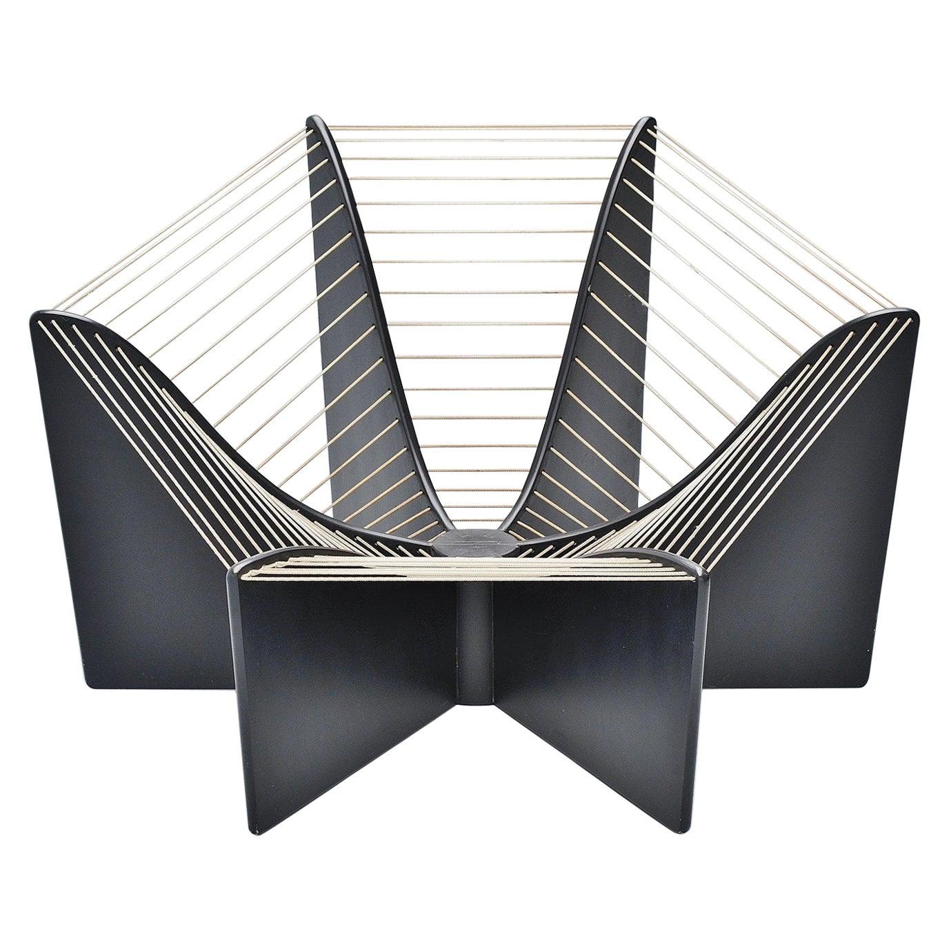 Pierre Paulin F678 Spider Lounge Chair Artifort, 1965