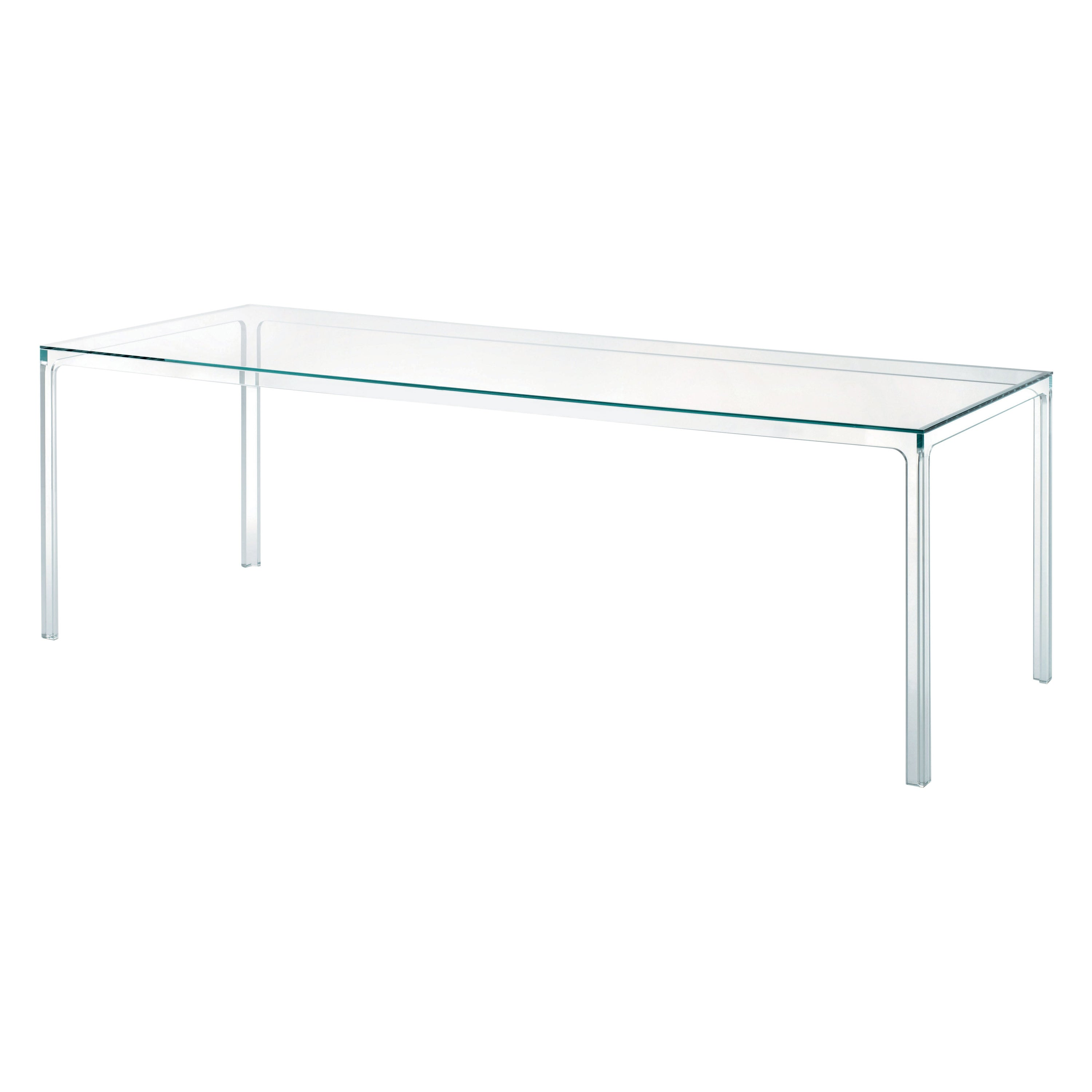 Oscar Large High Table, by Piero Lissoni for Glas Italia