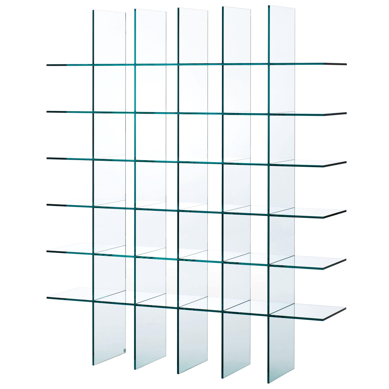 Glass Shelves #1 '1976', by Shiro Kuramata from Glas Italia