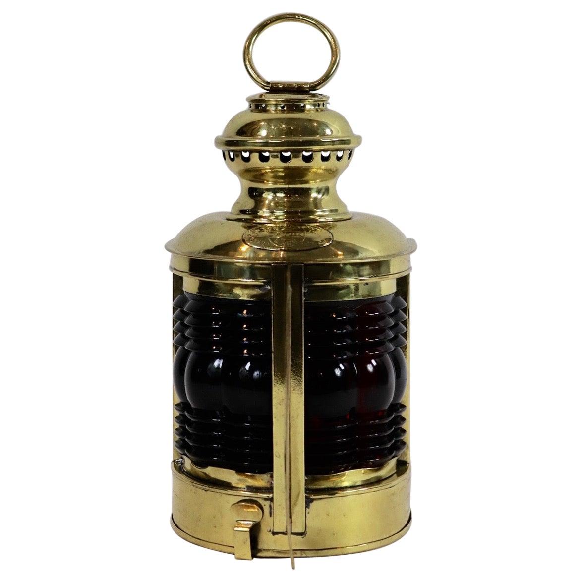 Triplex Marine Bow Lantern