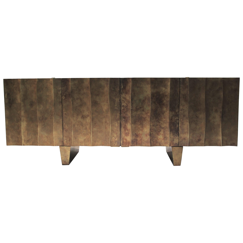 Uluwatsu Sideboard, Signed by Stefan Leo
