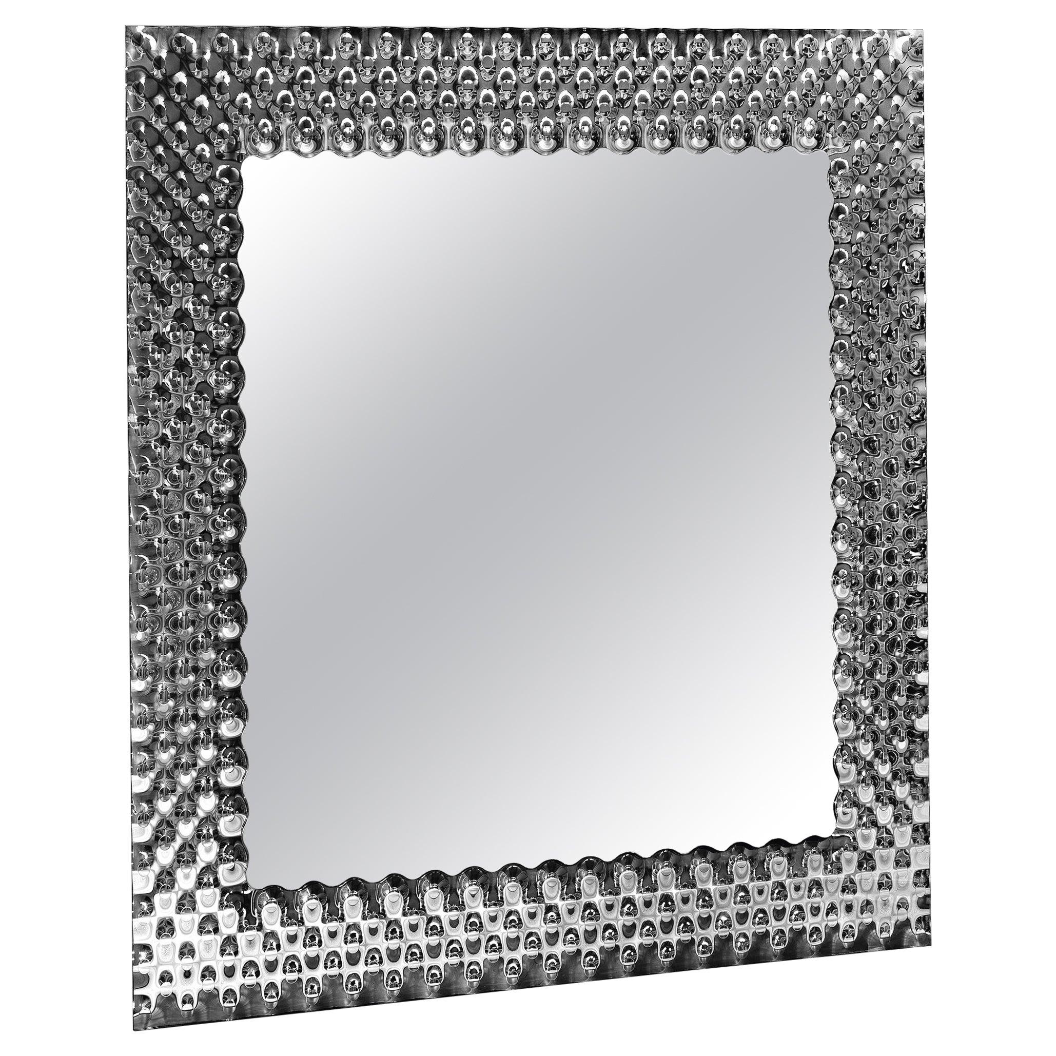 Fiam Pop Square Mirror by Marcel Wanders