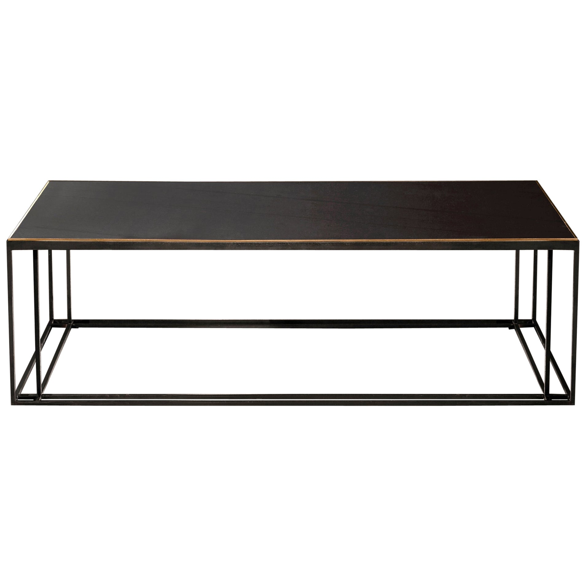 Slate Handcrafted Coffee Table and Signed by Novocastrian