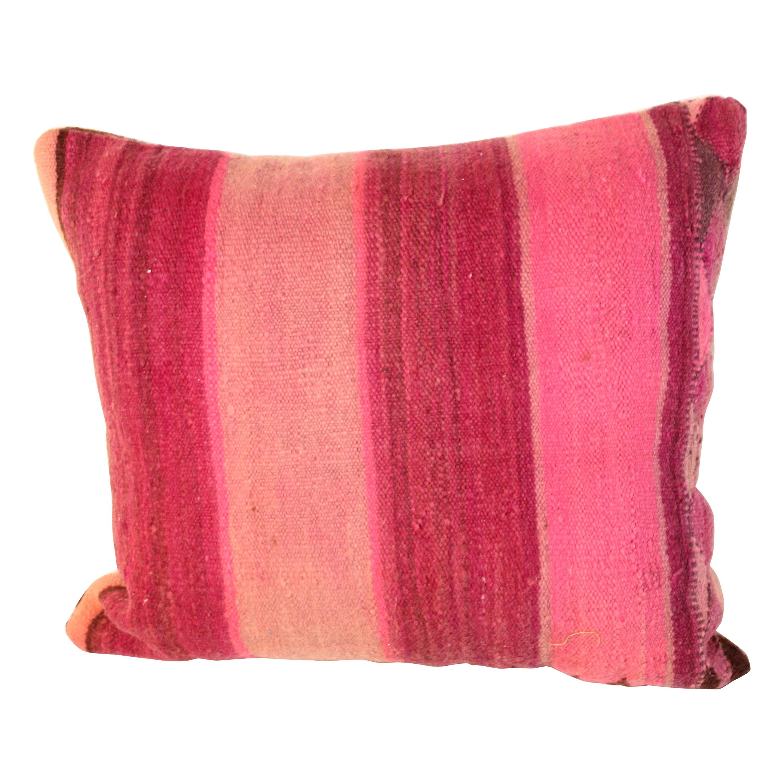 Moroccan Handwoven Berber Lumbar Pillow