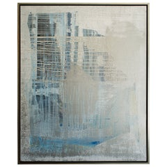 American Modern Abstract Expressionist Acrylic on Canvas, DiMarc