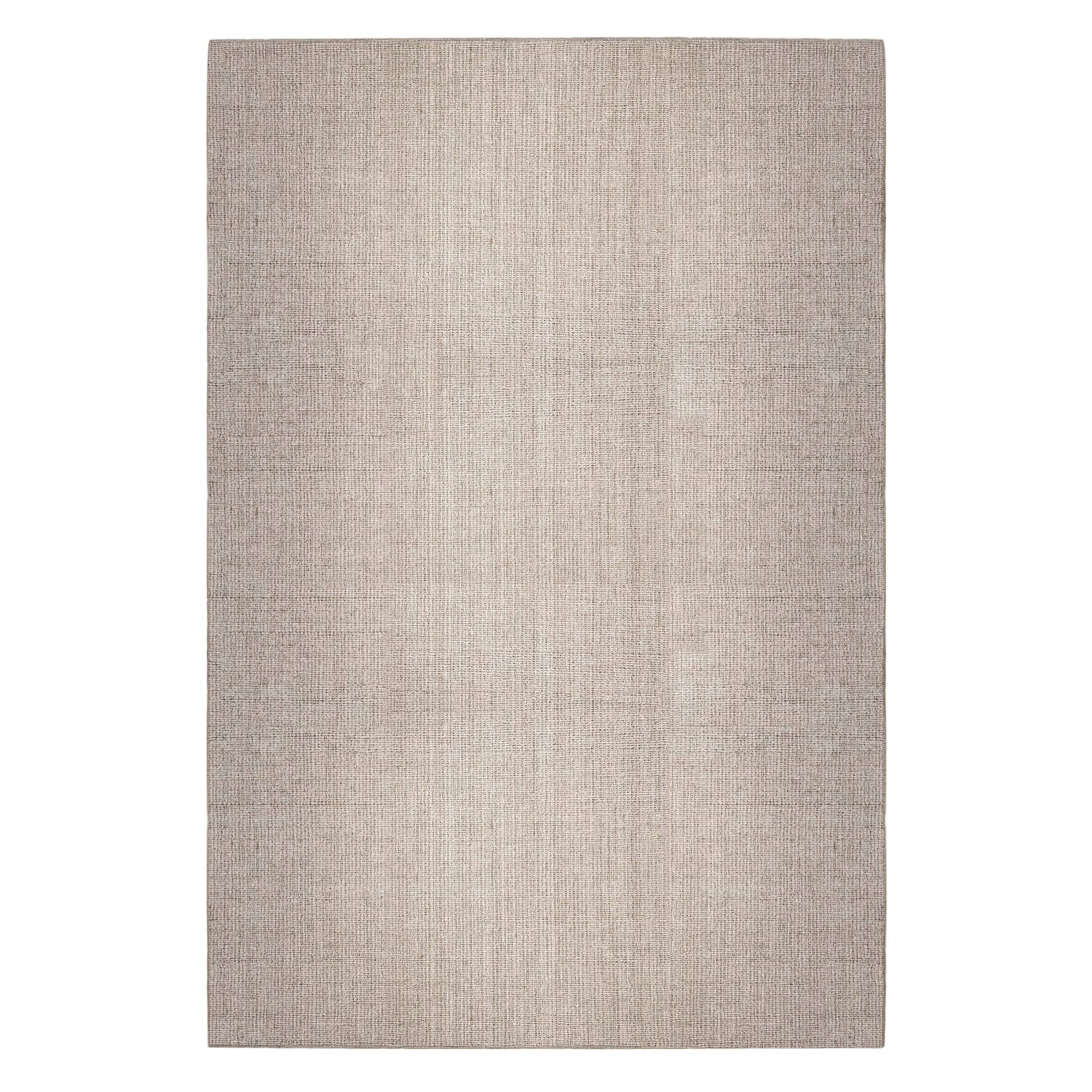 Outdoor Coconut Fiber Rug in Natural Color by Deanna Comellini 200x300 cm
