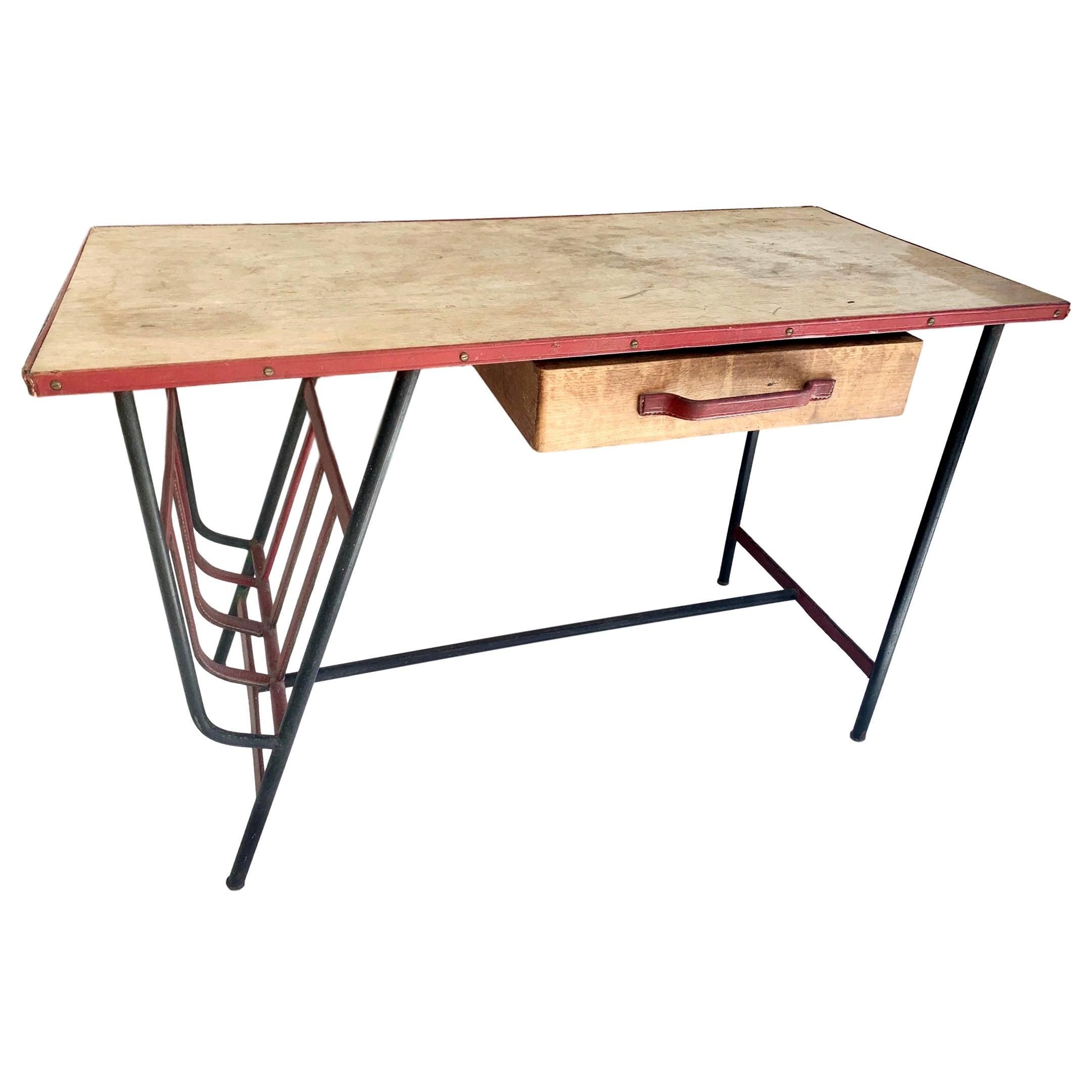 Jacques Adnet Desk