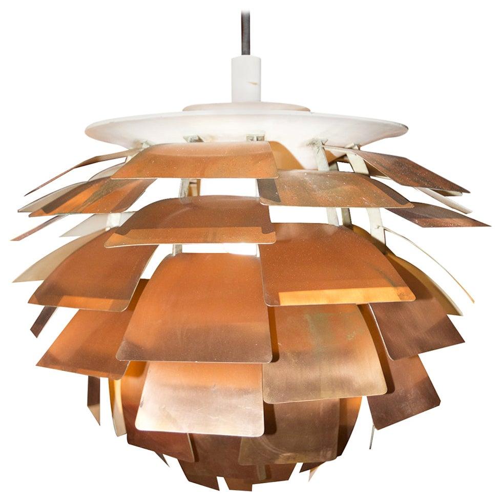 Poul Henningsen PH Artichoke Pendant Lamp, for Louis Poulsen, 1958