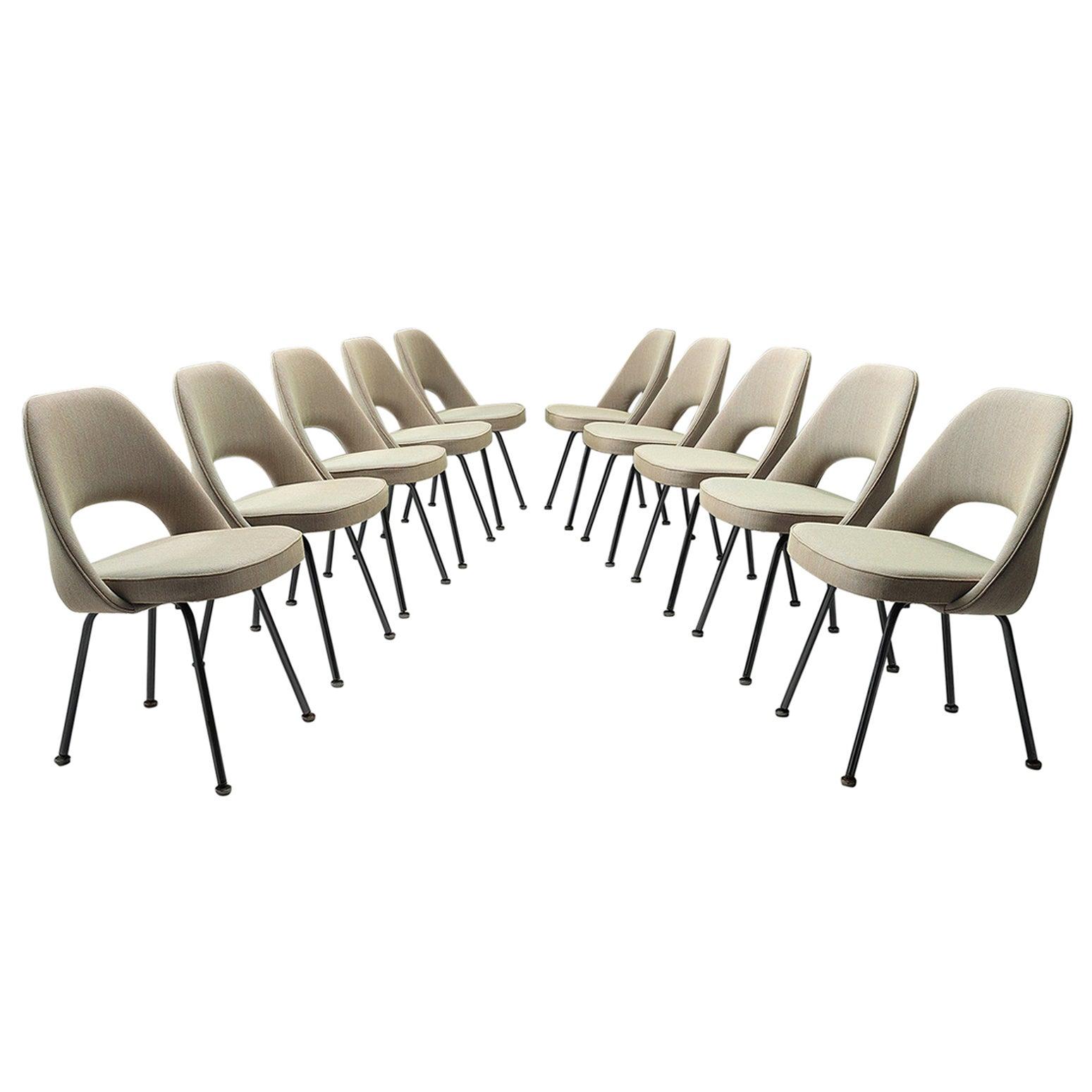 "Eero Saarinen for Knoll ""Model 72"" Chairs"