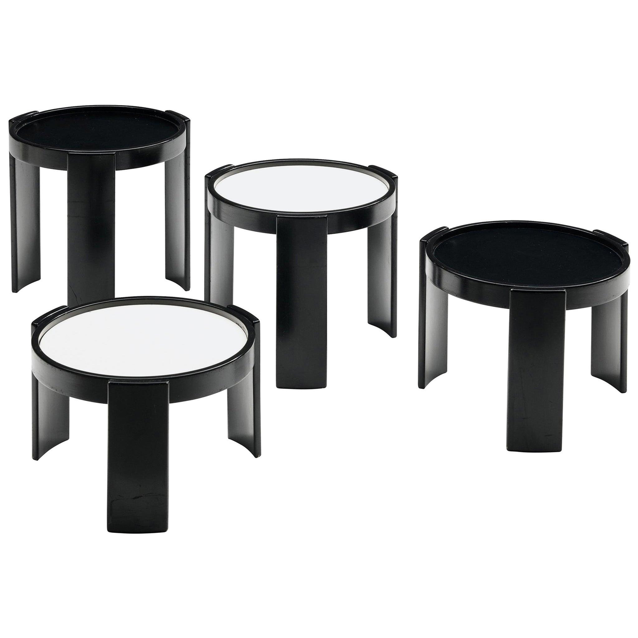 Gianfranco Frattini '780' Nesting Tables