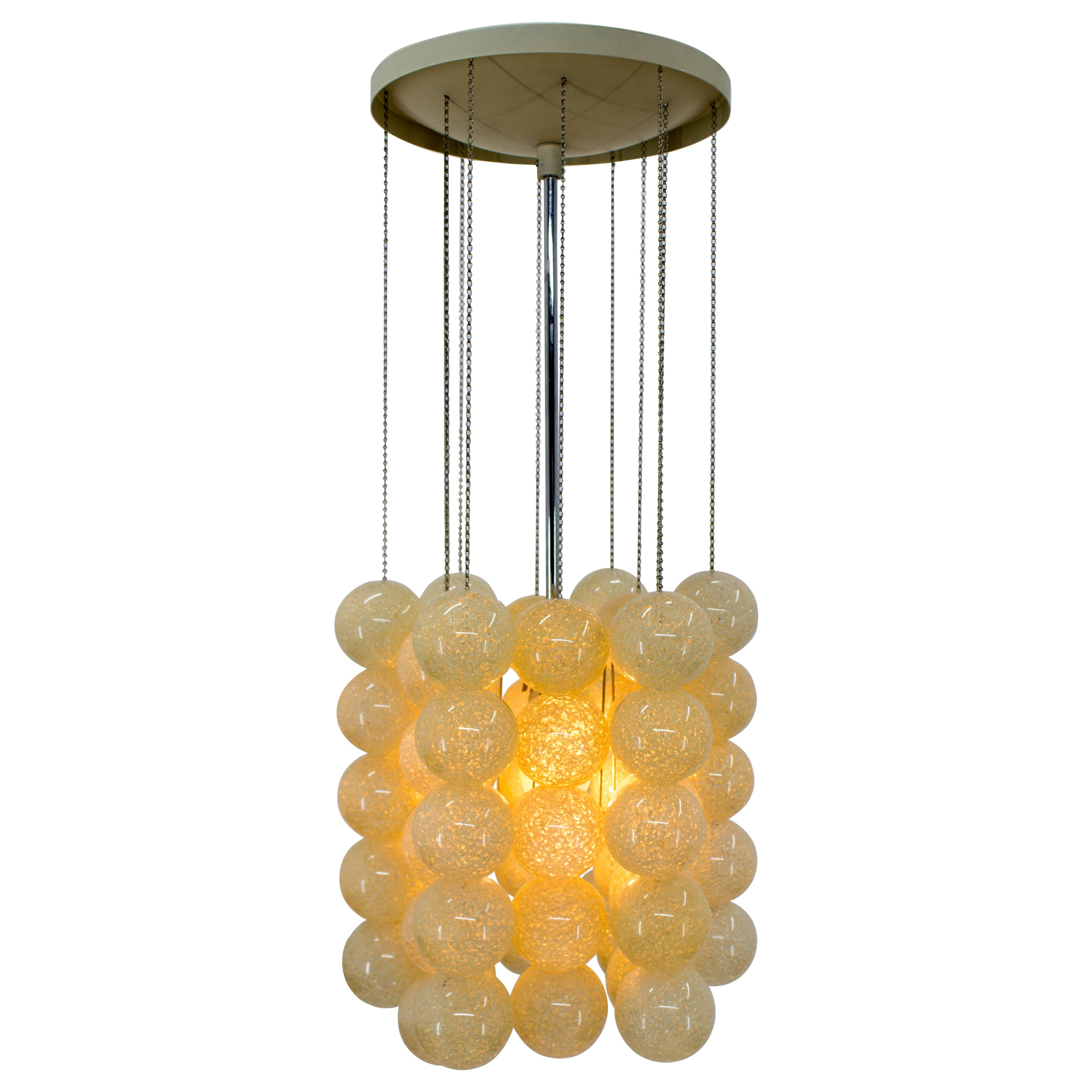 Chandelier by Napako, 1970s