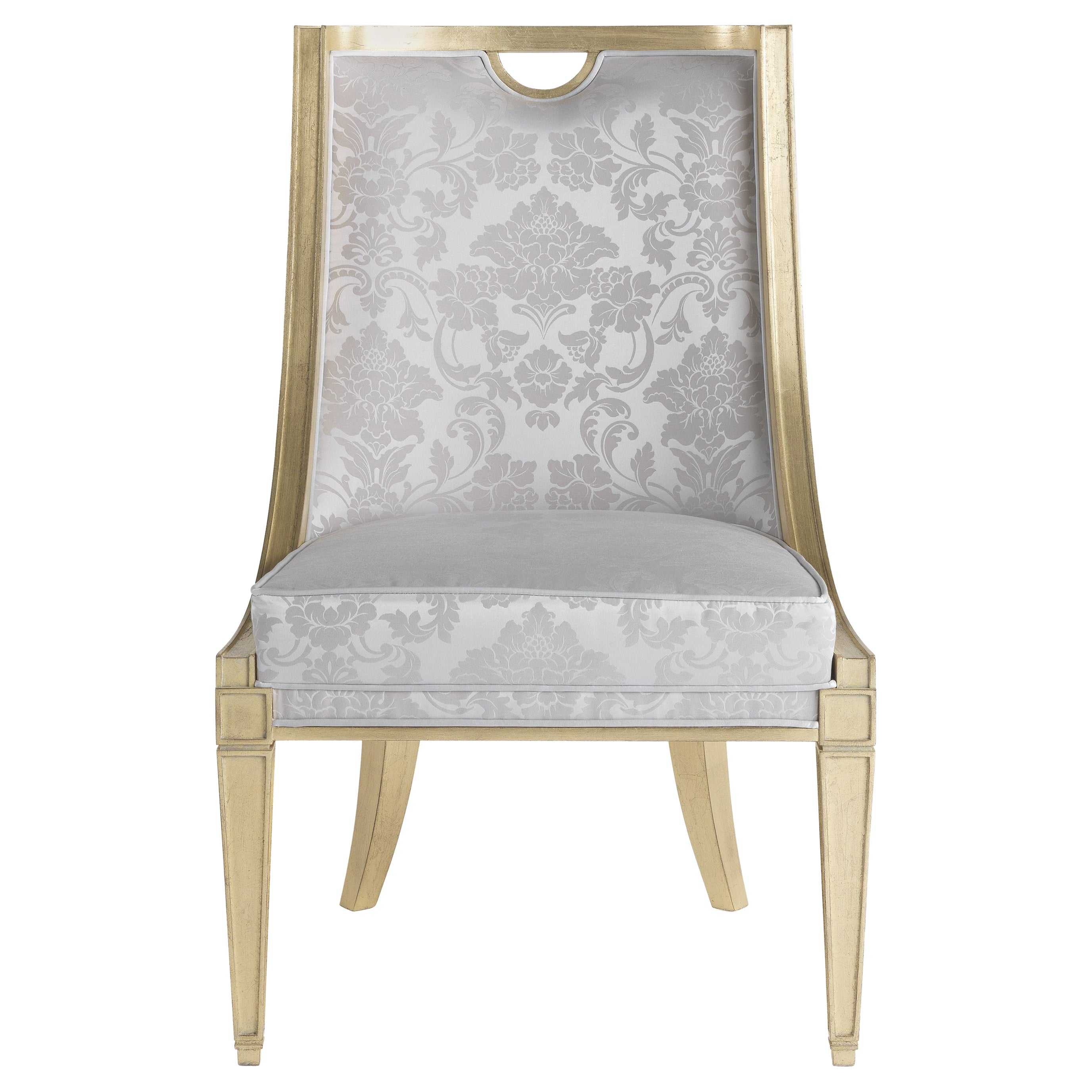 Jumbo Collection Fragonard Chair in Wood and Fabric