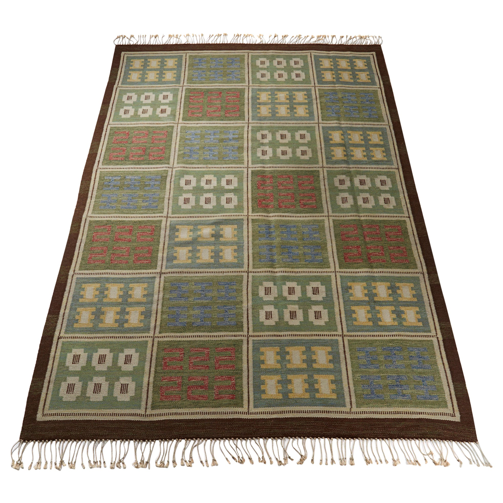 Rug Anonymous, Sweden, 1950s