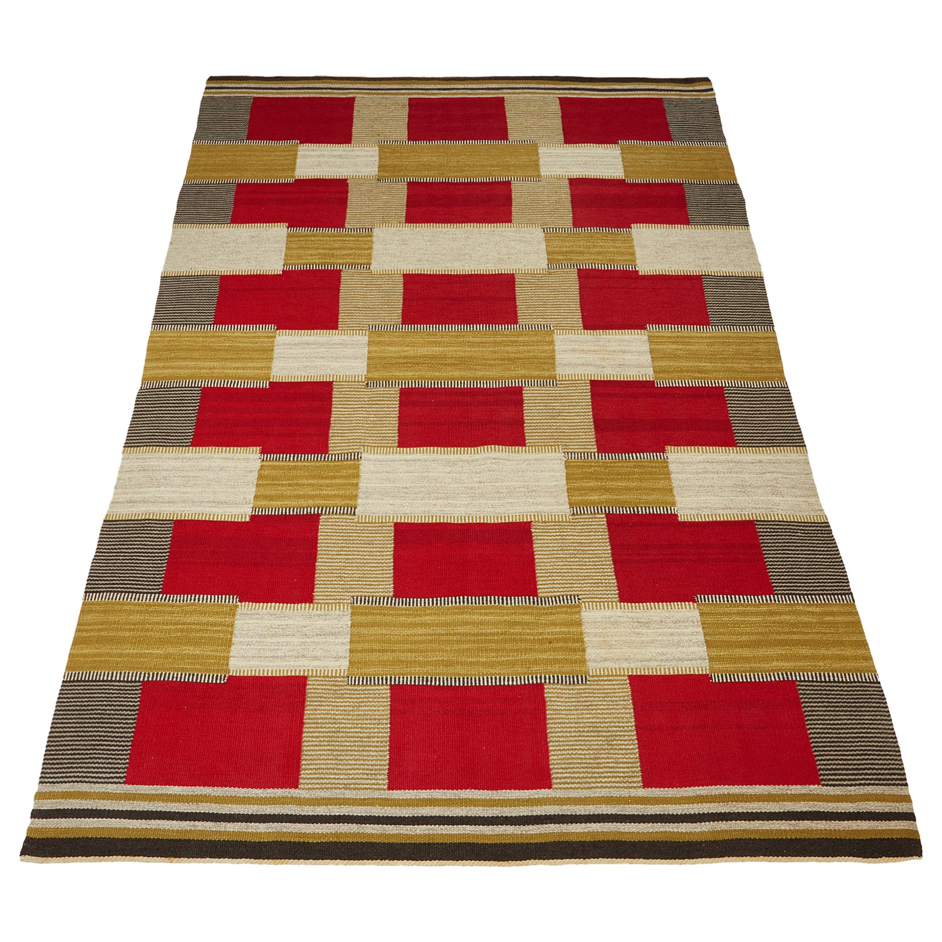 Rug, Anonymous, Sweden, 1950s