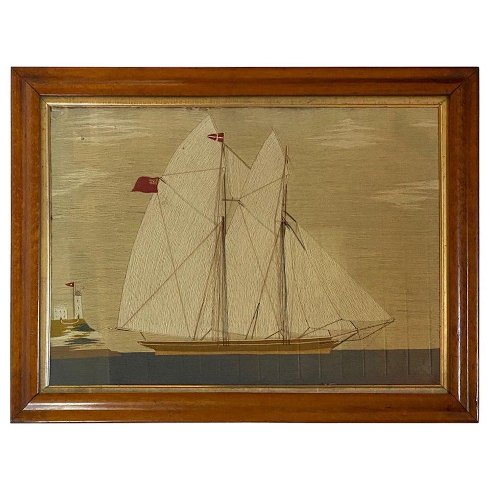 19th Century Trinity House Sailor's Woolie