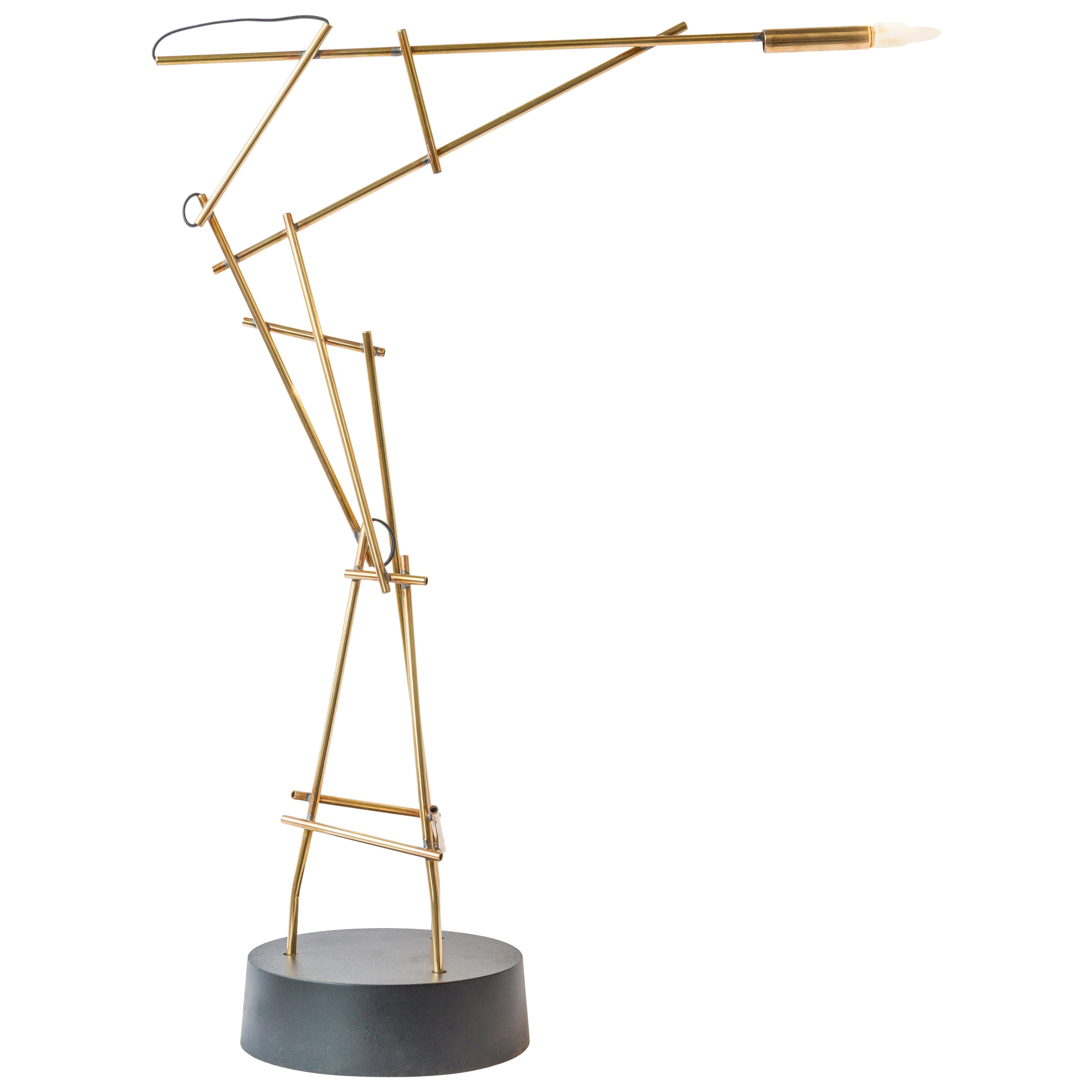 Tinkering Lamps Brass01