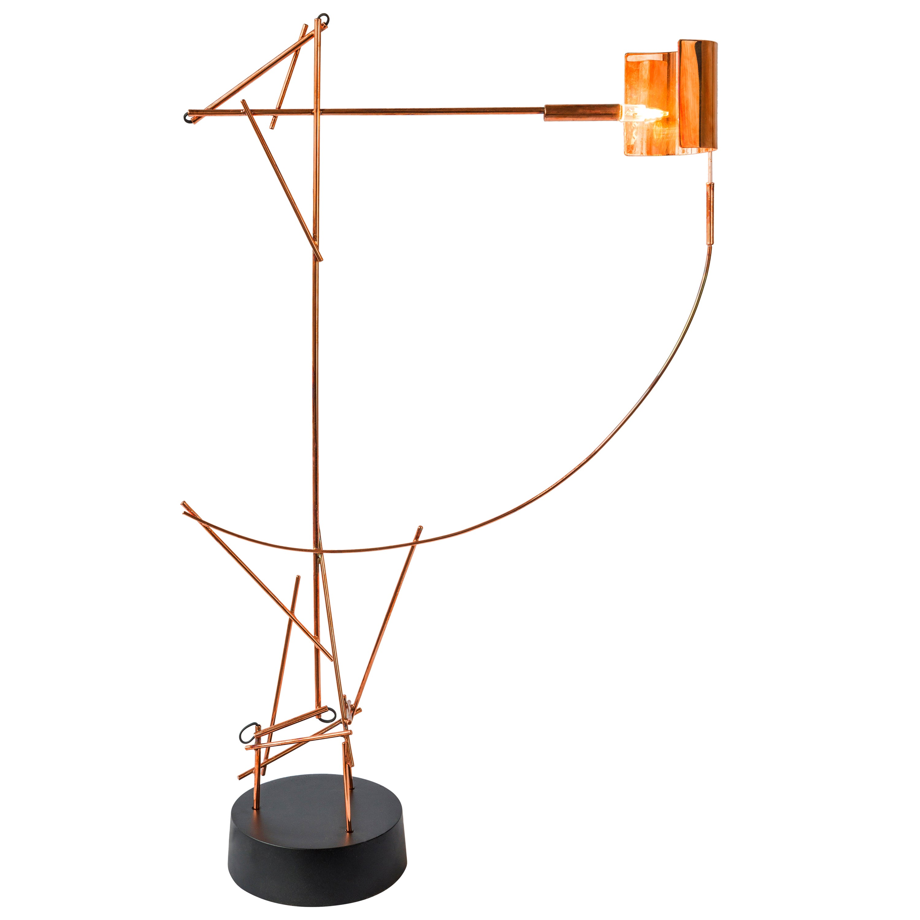 Tinkering Lamps Copper 02