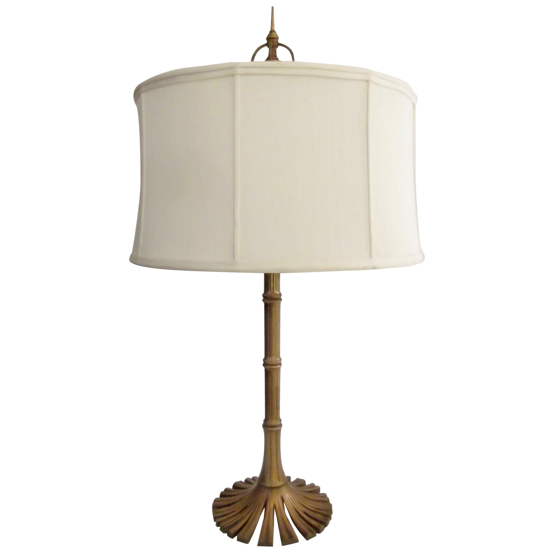 Authentic Cast Brass Chapman Lamp