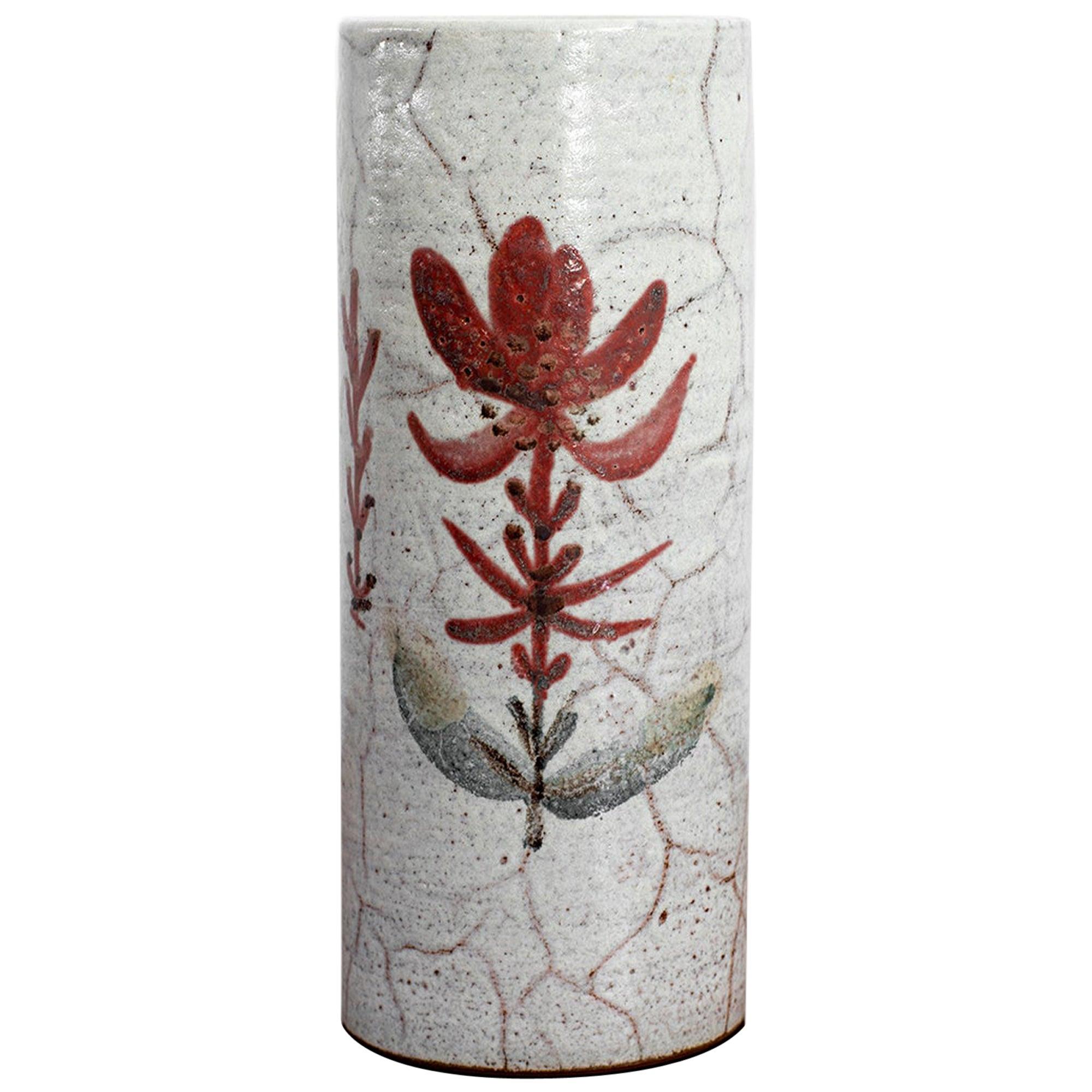Ceramic Vase by Gustave Raynaud